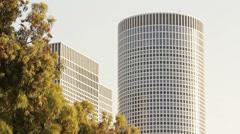 Citys Israel TLV Tel Aviv Metropolitan - Skyline Stock Footage