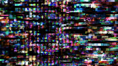 TV Noise 0890 - 1080p - stock footage