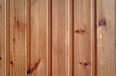 unpainted planks texture  background - stock photo