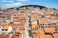 Stock Photo of lisbon portugal