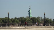 Stock Video Footage of Statue of Liberty, Monuments, Sculptures