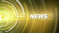 abstract news generic - stock footage