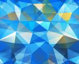 Stock Illustration of triangle background. pattern of geometric shapes