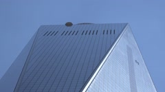 Freedom Tower, World Trade Center, WTC, 911, Manhattan Stock Footage