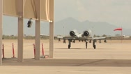 Stock Video Footage of A-10 Thunderbolt fighter bomber jets