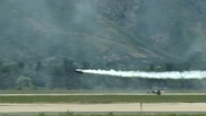 Stock Video Footage of 2014 Warriors Over the Wasatch Air Show