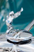 Buick Classic Hood Ornament Stock Photos