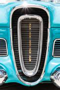 Ford Edsel Front Grill - stock photo