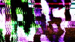 Digital TV Noise 0899 - HD, 4K - stock footage