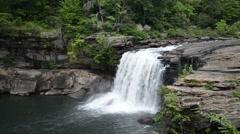 Little River Falls, Alabama 1080/30 17s Stock Footage
