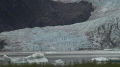 Mendenhall glacier - Alaska Stock Footage