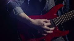 Night Music Stock Footage