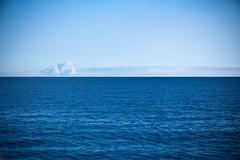 Adriatic sea view Stock Photos