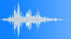 Low hit distant rumble - sound effect