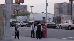 Jewish Children in 4K Stock Footage