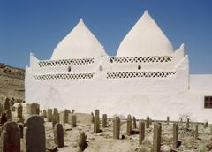 Bin Ali's tomb, Dhofar, Oman, Middle East Kuvituskuvat