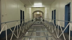 Stock Video Footage of Prison Jail Gaol, Australia