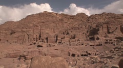 PETRA SLIDER SHOT 01 Stock Footage