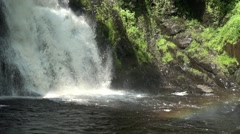 Water Falls, Cascades, Nature - stock footage