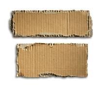 Corrugated cardboard Stock Photos