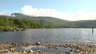 Scotland Loch Lomond Stock Footage