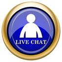 Stock Illustration of live chat icon