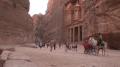 PETRA SLIDER SHOT 04 Stock Footage