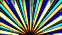 Energy light rays streaks loop - Full HD Stock Footage