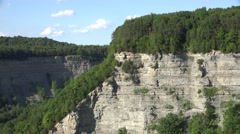 Canyon, Gorge, Geology, Geological Stock Footage