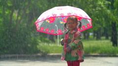 It Will Rain Stock Footage