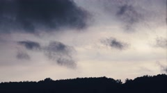 Formation cloud Stock Footage