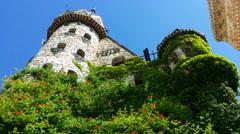 Medieval castle - Bulgaria [4k UHD] Stock Footage