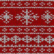 Christmas jumper - stock illustration