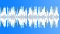 winds spreading green Trigonella foenum-graecum - stock music