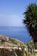 Mediterranean island of malta Stock Photos