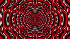 Hypnotic lines Spider - LoopNeo VJ Loops HD 1920X1080 Stock Footage