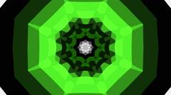 Hypnotic vortex effect colored strobe change - LoopNeo VJ Loops HD 1920X1080 Stock Footage