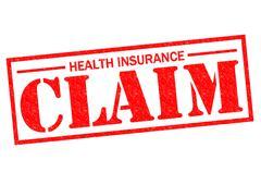 Stock Illustration of Health Insurance Claim