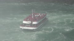 Boats, Ships, Vessels, Storm Weather Stock Footage