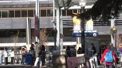 Calgary Alberta - Downtown - 1920 X 1080 HD Stock Footage