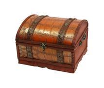 Antique chest Stock Photos