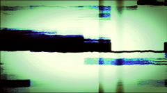 TV Noise, Data Loss 0914 - 1080p - stock footage