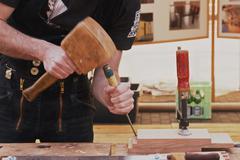 Woodwork Stock Photos