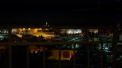 Jerusalem sunrise timelapse 1213 2 4K Stock Footage
