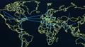 espionage facility worldmap Footage