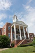 Arkansas School for the Blind - stock photo