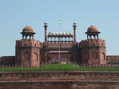 RedFort Stock Photos