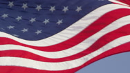 United States of America Flag Stock Video Footage 4K Stock Footage