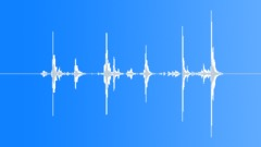 Ammo Case Latch Open - lever movement 2 - sound effect