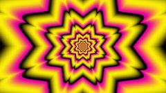 Psytrance Star - LoopNeo VJ Loops HD 1920X1080 Stock Footage